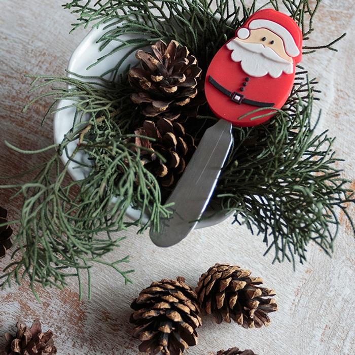 Pala para untar Papá Noel / Mulikka