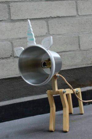 Lámpara Unicornio / REVEZ