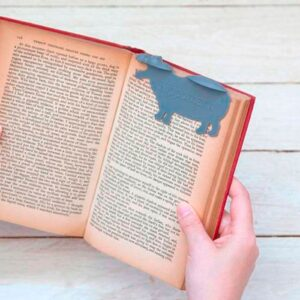 Separador de Libros Hippomark / Peleg Design