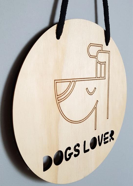 Cartel Dogs Lover / Talismanario