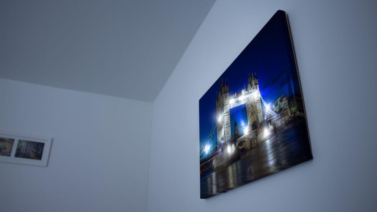 Cuadro Decorativo Londres / Tuk Tuk