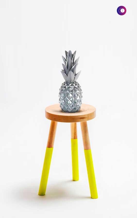 Piña Decorativa / Ekléctika (*Elige Color)