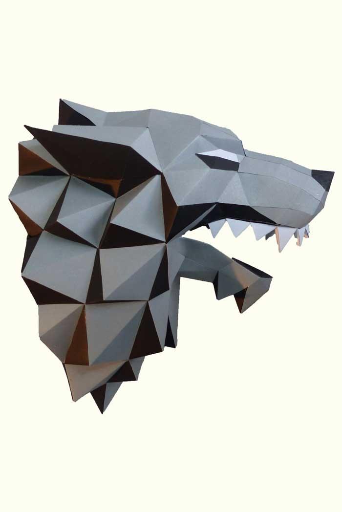 Cabeza de Lobo / A Pura Mano