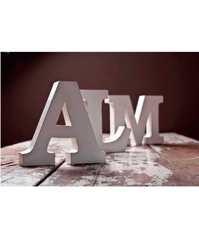 Letras del abecedario de la A a la Z / Talismanario