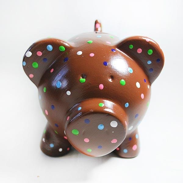 Alcancía Alma de Chocolate / Oing Oing by Colorá