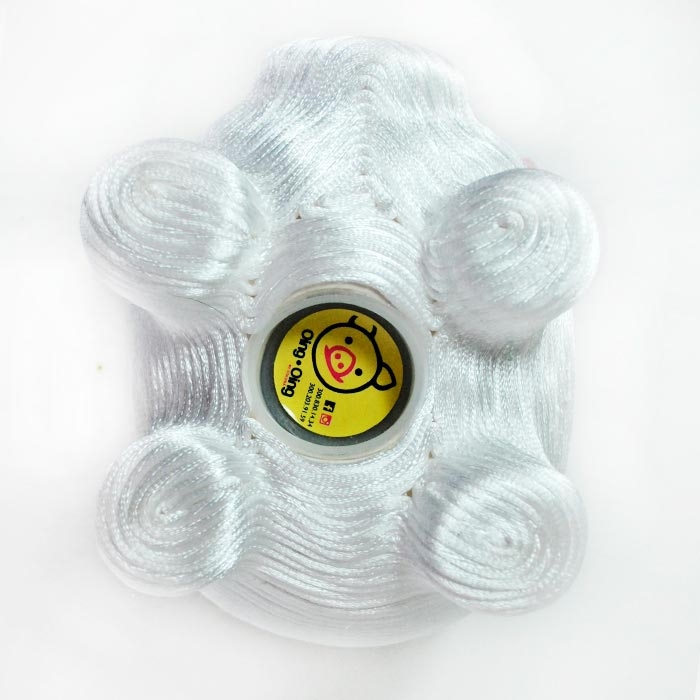 Alcancía Cintas Blancas con Moño / Oing Oing by Colorá