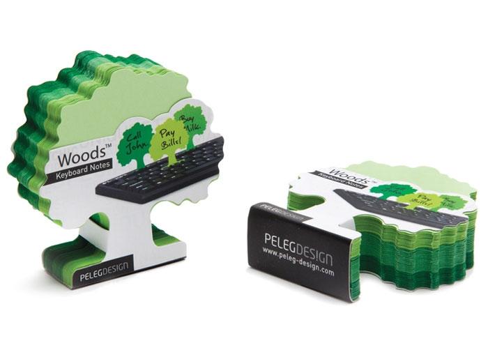 Block de Notas de Teclado / Peleg Design