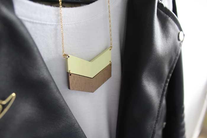 Collar 2V Amarillo / Mittú