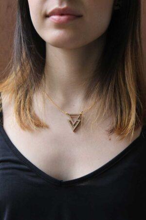 Collar Great Changes Cobre / Mittú
