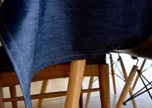 Mantel Jean 4 Puestos / Talismanario